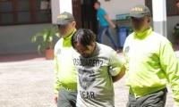Alias 'Tom', capturado en El Peñol.