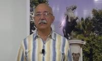 El gerente de Veolia, Fernando Moncaleano.
