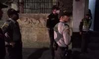 Autoridades realizaron operativo contra la 'parahoteleria'.