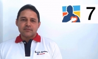 Honorio Henríquez, candidato por el Centro Democrático al Senado.
