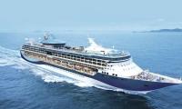 Mega crucero Marella Discovery.
