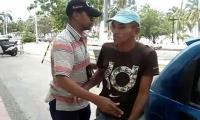 La captura se produjo en Rioacha.