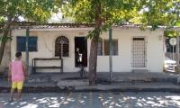 Esta es la vivienda de Adives, ubicada en el sector de Los Almendros, y que fue desalojada -en su criterio- de forma injusta.