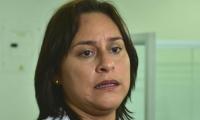 Hiperlia Salas, directora del Hospital General de Barranquilla.
