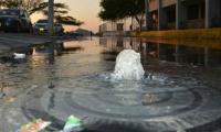 En los últimos días se han presentado problemas en el sistema de alcantarillado de la ciudad.