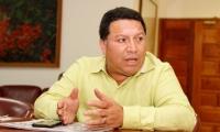 Alcalde de Cartagena Manuel Vicente Duque.