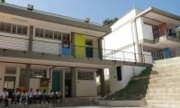 La inversión en dicha Institución es de 2 mil 267 millones 368 mil 440 de pesos, en un área total de 1107.02 metros cuadrados.