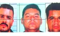 Jesús María Aguirre Gallego, John Rafael Salazar Salcedo, Deimer Patiño Giraldo.