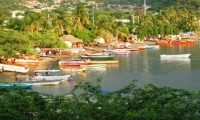 Las autoridades avanzan en la investigación de los hechos ocurridos en Playa Rosita.