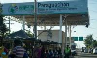 Paraguachón, jurisdicción de Maicao, en La Guajira.