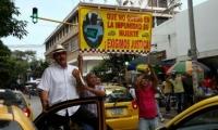 Taxista exigen más seguridad para el gremio.