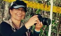 Yira Castro es una de las encargadas, por parte de las FARC, del desminado humanitario.