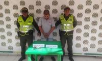 Carlos Alberto Garizábal Álvarez fue detenido por la agresión a su mujer.