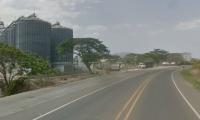 El hecho ocurrió cerca a Molinos Santa Marta.