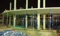 Las obras de la Megabiblioteca siguen atrasadas en su ejecución.