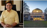 El alcalde Rafael Martínez representó a Santa Marta en una investigación sobre crimen en MIT.