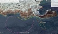 Planos del proyecto Puerto de Las Américas.