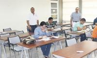 Solo 7 aspirantes al cargo asistieron al examen para ser contralor distrital el pasado domingo 26 de marzo