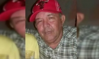 Nelson José Vásquez Barros, taxista muerto en Santa Marta.