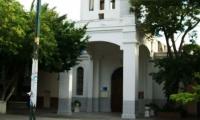 Fachada de la Iglesia San José de Santa Marta.
