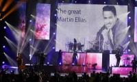 Carlos Vives aprovechó el concierto para rendir homenaje a Martín Elías.