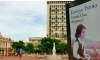 La novela reconstruye con ficción la desaparición de Clara Patiño, hermana del escritor.