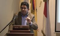 Hernán Correa Cardozo, magistrado de la Corte Constitucional.