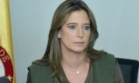 Cristina Plazas Michelsen, directora del ICBF.