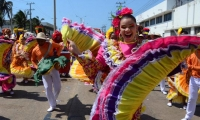 La danza del Caimán es uno de los bailes más emblemáticos del folclor magdalenense.