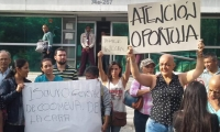 Las protestas contra Coomeva son comunes en todo el país.