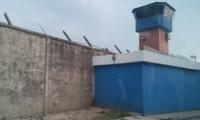 Fachada de la cárcel Rodrigo de Bastidas.