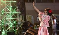 Aida Bossa, actriz y cantante nacida en Cartagena, es una costeña que con su sencillez se ha robado el cariño del público, tras interpretar a la cantante Emilia Herrera, conocida como 'La Niña Emilia'.