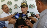Sandra Vallejo amplió los hechos ocurridos ayer en los que murió una bebé de 14 meses.