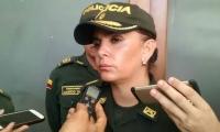 Coronel Sandra Vallejo.
