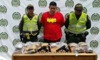 Arturo Enrique Tuiran Gutiérrez fue puesto a disposición de la fiscalía.