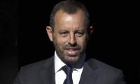 Sandro Rosell, expresidente del FC Barcelona.