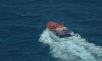 En un operativo conjunto la Fuerza Aérea Colombiana y la Armada Nacional lograron el rescate de ocho venezolanos que quedaron a la deriva en aguas del departamento de La Guajira.