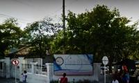 Fachada de la Clínica El Prado en Santa Marta