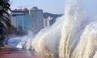El mar de leva es uno de los fenómenos que se generan durante la temporada de huracanes.