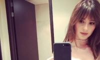 Taliana Vargas perdió las cuentas de sus redes sociales.