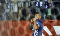 El defensa francés del Deportivo Alavés Theo Hernández.