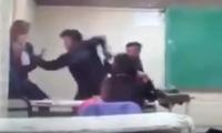 El ataque ocurrió en el colegio Madre Teresa de Calcuta de La Pampa, Argentina.
