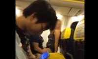 El vuelo iba de Manchester a Ibiza.