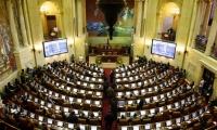 Plnaria de la Cámara de Representantes.