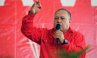 Diosdado Cabello criticó a Juan Manuel Santos.
