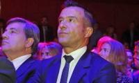 Jorge Mendes, empresario y representante de jugadores de fútbol.