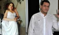 María Margarita Laborde (Izq.) y Cesar Mercado (Der.)
