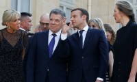 El presidente Santos está de visita en Francia.