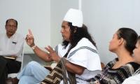 Las comunidades indígenas piden dignificar sus condiciones en la prestación del servicio de salud.