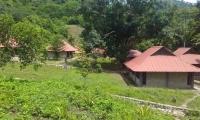 Esta es la biblioteca pública departamental, ubicada en el pueblo indígena Sebaynzhy.